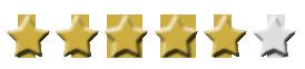 Sterne 5 von 6