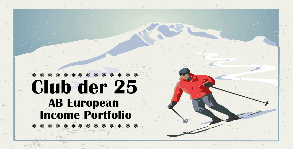 Club der 25 - AB European Income Portfolio