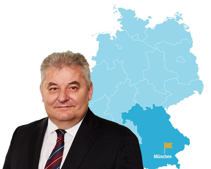 Johann-Peter Rossgoderer - Beraterpool